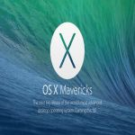 iOS X Mavericks