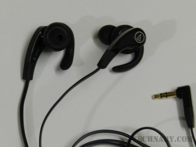Audio-Technica Sonic Fuel ATH-CKX9