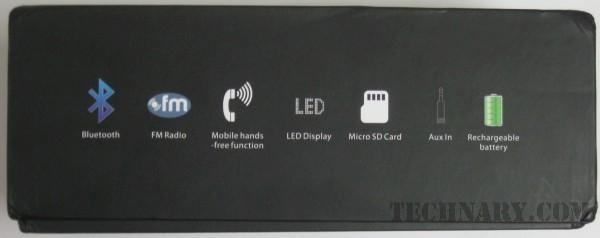 Portronics Sublime Bluetooth Speaker
