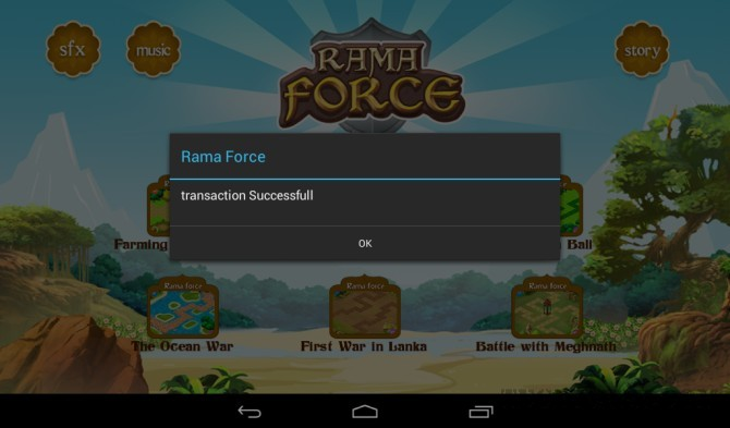 RamaForce 31