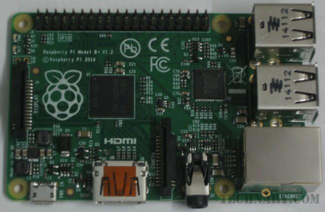 Element14 Raspberry Pi B+