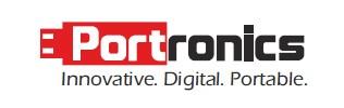 portronics logo