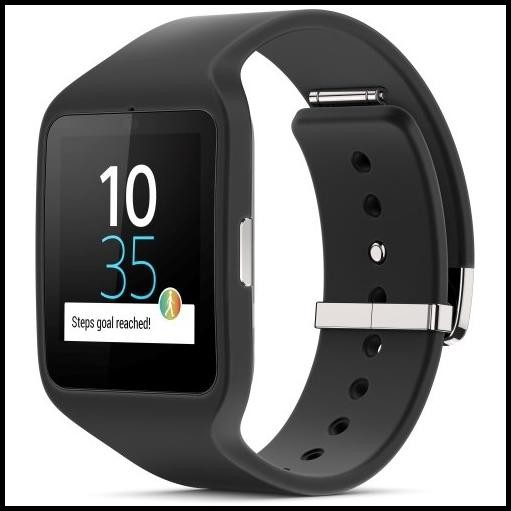Sony SmartWatch 3 and SmartBand Talk launched