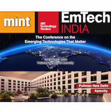 EmTech India 2016