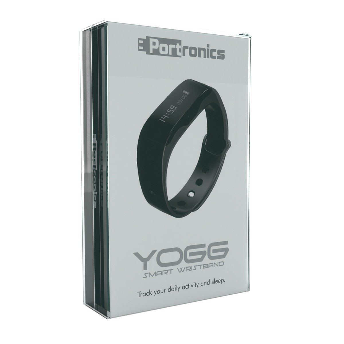 Portronics Yogg Smart Wrist Band
