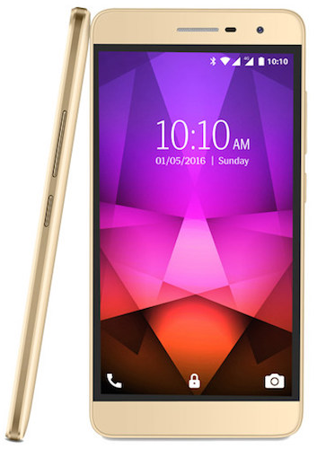 Lava X46 launched for Rs.7,999