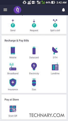 PhonePe Android App Review