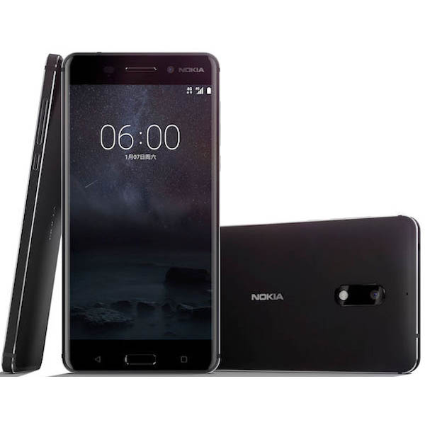 Nokia 6 launched in China - Android 7, 64GB ROM, 4GB RAM