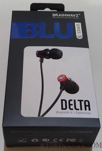 Brainwavz BLU-Delta Review - Bluetooth wireless earphones