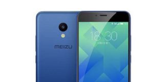 Meizu M5 launched for Rs 9499
