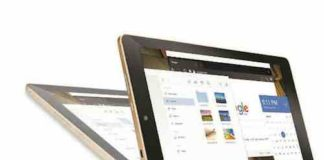 iBall Slide Brace-X1 tablet launched for Rs.17499
