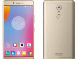 Lenovo K6 Power and K6 Note gets Android Nougat Update