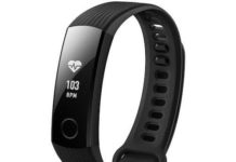 Honor Band 3 launched for Rs.2,799