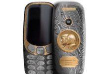 Nokia 3310 Luxury Putin-Trump Edition launched