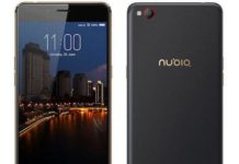 Nubia N2 launched for Rs.15,999