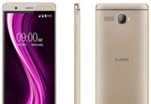 Lava A93 launched for Rs.7,999