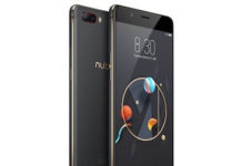 Nubia M2 launched for Rs.22,999