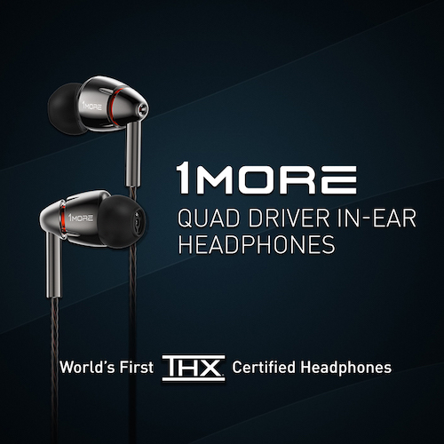 1More headphones gets THX Certification