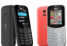 Nokia 130 launched for Rs.1,599