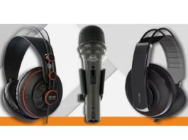 Superlux Professional Audio Products announced in India