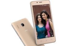 Intex Aqua Style III launched for Rs.4,299