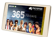 Micromax Canvas Plex Tab launched for Rs.12,999