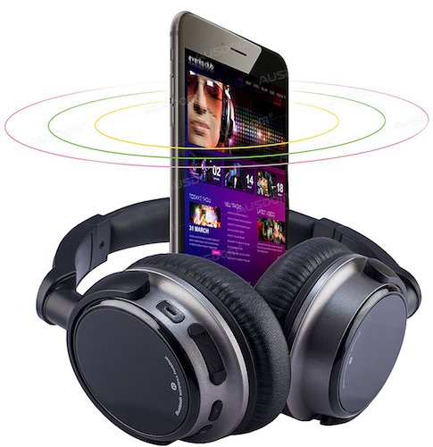 Sound One QY-V6BTL Bluetooth headphones launched