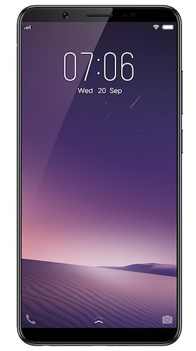 Vivo V7+ launched for Rs.21,990