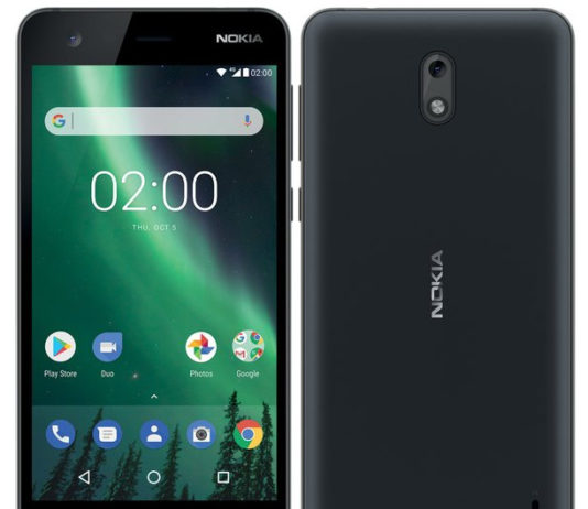 Nokia 2 launched for INR 6,999