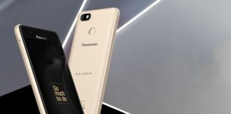 Panasonic Eluga A4 launched for INR 12,490