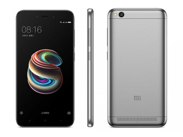 Xiaomi Redmi 5A 3GB variant now available offline for INR 7,499