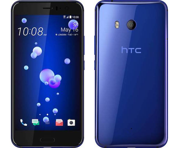 HTC U11+ launched in India is Rs. 56,990