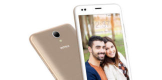 Intex Aqua Lions T1 Lite launched for INR 3,899