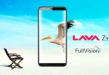 Lava Z91 launched for INR 9999