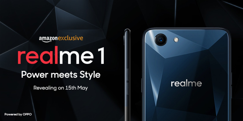 Oppo Lists its First Smartphone under 'Realme 1' Exclusively on Amazon