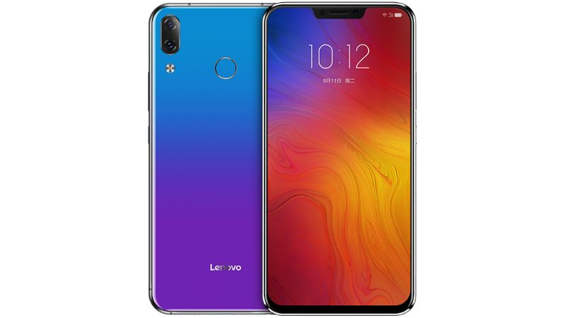 Lenovo Z5 launched