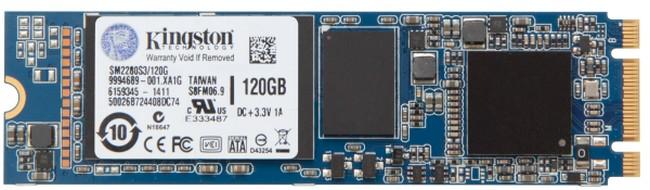 Kingston Digital M.2 2280 SATA SSD