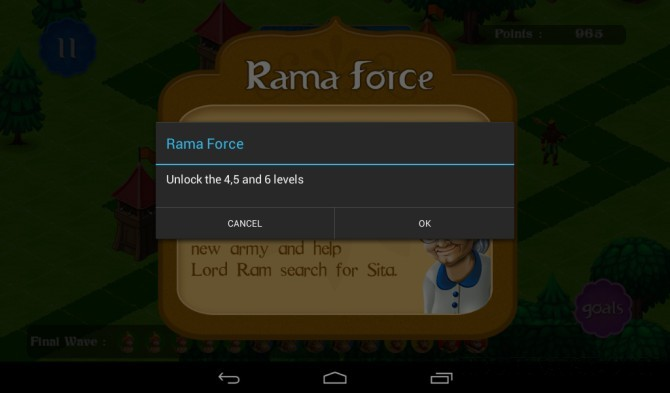 RamaForce 28