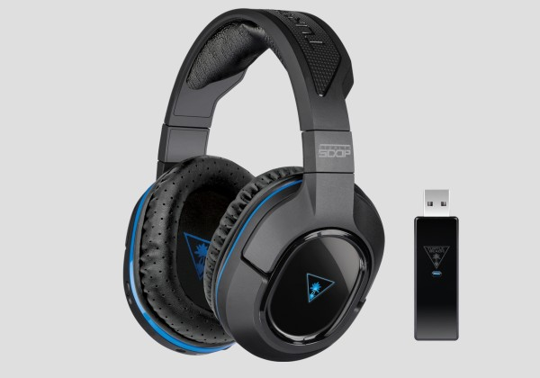 Turtle Beach Ear Force Stealth 500P Wireless Headset for PS4