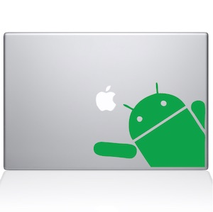How to transfer files between Macbook and android phone