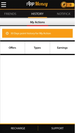 AppMoney App Review - Earn and Recharge your phone -
