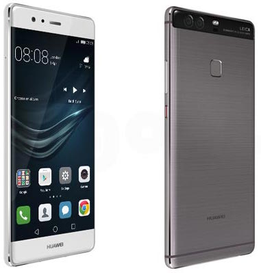 Huawei P9 and P9 Plus launched for £449 and £549
