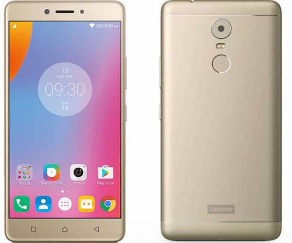Android P For Lenovo K6 Note