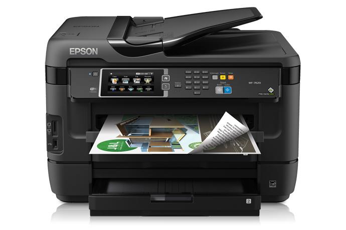 Epson WorkForce WF-7620