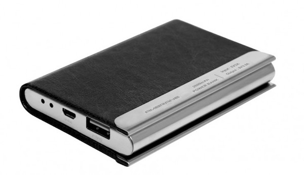 Ambrane PCH-11 power bank with business card holder launched