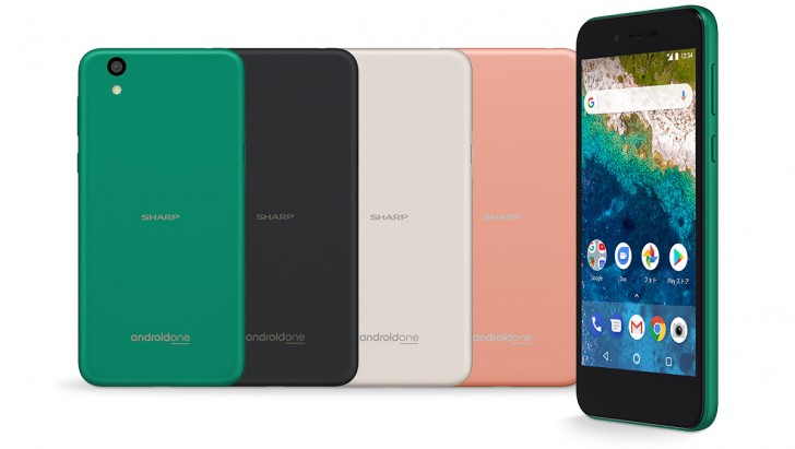 Sharp Android One S3 launched with Tough Outer Body