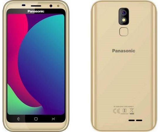 Panasonic P100 launched for INR 5,299