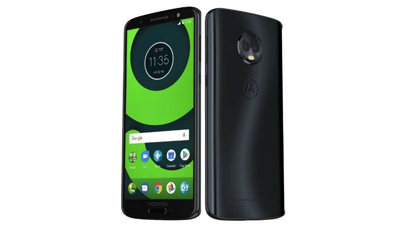Moto G6 and Moto G6 Play launched in India
