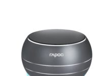 Rapoo A100 Bluetooth Mini Speaker launched for INR 2499