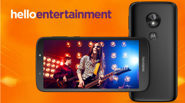Moto E5 Play Android Oreo Go Edition launched